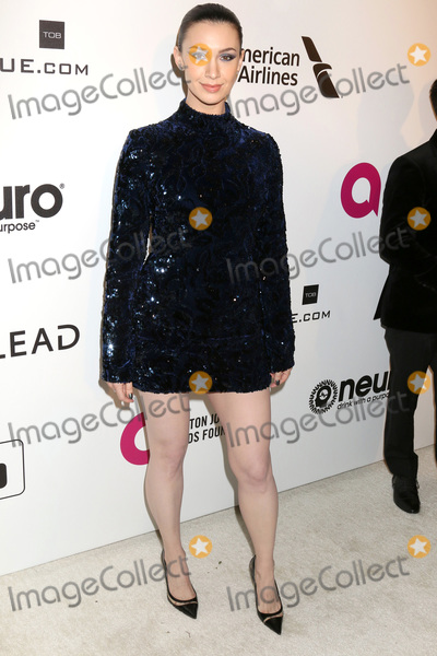 Alixandra von Renner Photo - LOS ANGELES - FEB 24  Alixandra von Renner at the Elton John Oscar Viewing Party on the West Hollywood Park on February 24 2019 in West Hollywood CA