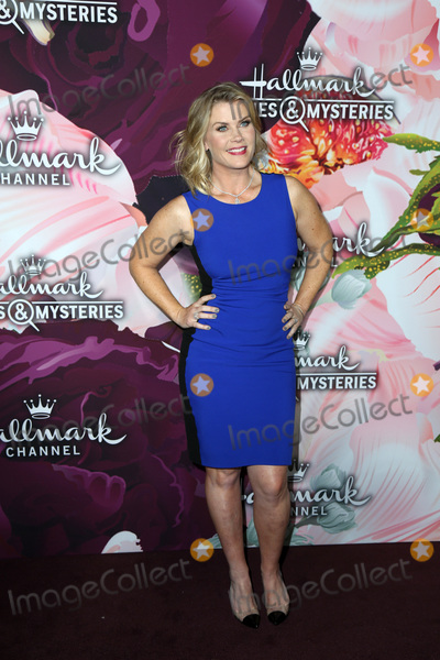Alison Sweeney Photo - LOS ANGELES - JAN 13  Alison Sweeney at the Hallmark Channel and Hallmark Movies and Mysteries Winter 2018 TCA Event at the Tournament House on January 13 2018 in Pasadena CA