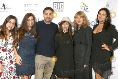 Rosie Perez Photo - LOS ANGELES - SEP 26  Noelle Suarez Anahid Ishahrik Ramon Rodriguez Rosie Perez Ileana Angelo Natalie Gomez at the Catalina Film Festival - Opening Night at the Art Theater on September 26 2018 in Long Beach CA