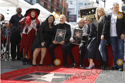 Christopher Knight Photo - LOS ANGELES - FEB 13  Rana Ghadban Sid Krofft Marty Krofft Maureen McCormick Christopher Knight Susan Olsen at the Sid and Marty Kroft Star Ceremony on the Hollywood Walk of Fame on February 13 2019 in Los Angeles CA