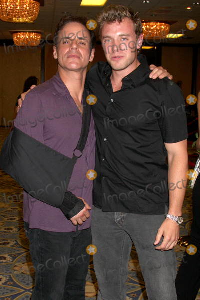 Christian LeBlanc Photo - Christian LeBlanc  Billy Miller   at The Young  the Restless Fan Club Dinner  at the Sheraton Universal Hotel in  Los Angeles CA on August 28 2009