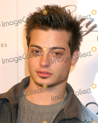 Andrew Lawrence Photo - Andrew LawrenceGuys North Club Grand Opening Studio City CAFebruary 19 2006