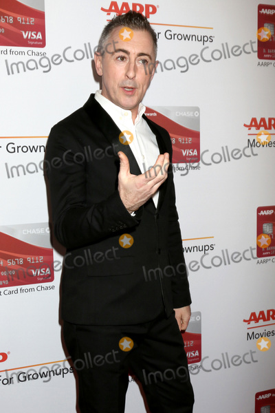 Alan Cumming Photo - LOS ANGELES - JAN 8  Alan Cumming at the AARPs 17th Annual Movies For Grownups Awards at Beverly Wilshire Hotel on January 8 2018 in Beverly Hills CA
