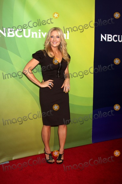 Amber Kelleher Photo - LOS ANGELES - JUL 24  Amber Kelleher-Andrews arrives at the NBC TCA Summer 2012 Press Tour at Beverly Hilton Hotel on July 24 2012 in Beverly Hills CA