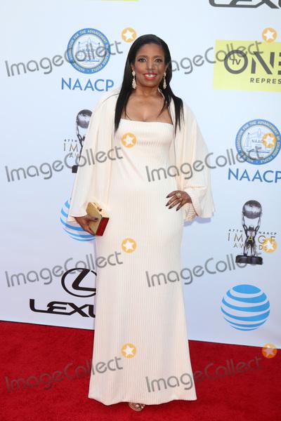 Areva Martin Photo - LOS ANGELES - FEB 5  Areva Martin at the 47TH NAACP Image Awards Arrivals at the Pasadena Civic Auditorium on February 5 2016 in Pasadena CA