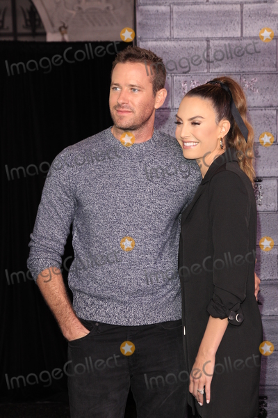 Armie Hammer Photo - LOS ANGELES - JAN 14  Armie Hammer Elizabeth Chambers at the Bad Boys for Life Premiere at the TCL Chinese Theater IMAX on January 14 2020 in Los Angeles CA