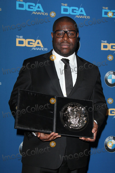 Steve Mc Queen Photo - LOS ANGELES - JAN 25  Steve McQueen at the 66th Annual Directors Guild of America Awards - Press Room at Century Plaza Hotel on January 25 2014 in Century City CA