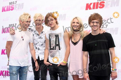 Ross Lynch Photo - LOS ANGELES - MAY 10  R5 Ross Lynch Riker Lynch Rocky Lynch Rydel Lynch Ellington Ratliff at the 2014 Wango Tango at Stub Hub Center on May 10 2014 in Carson CA