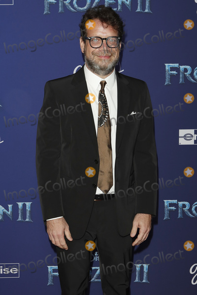 Beck Photo - LOS ANGELES - NOV 7  Christophe Beck at the Frozen 2  LA Premiere at the Dolby Theater on November 7 2019 in Los Angeles CA