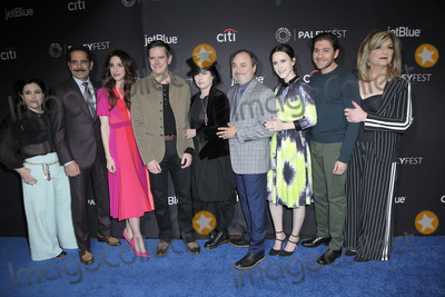 Amy Sherman-Palladino Photo - LOS ANGELES - MAR 15  Alex Borstein Tony Shalhoub Marin Hinkle Daniel Palladino Amy Sherman-Palladino Kevin Pollak Rachel Brosnahan Michael Zegen Caroline Aaron at the PaleyFest - The Marvelous Mrs Maisel at the Dolby Theater on March 15 2019 in Los Angeles CA