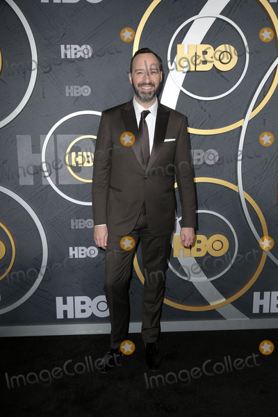 Tony Hale Photo - LOS ANGELES - SEP 22  Tony Hale at the 2019 HBO Emmy After Party  at the Pacific Design Center on September 22 2019 in West Hollywood CA