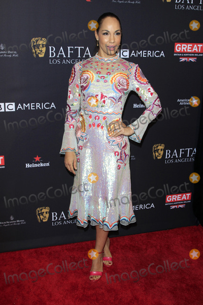 Amanda Brugel Photo - LOS ANGELES - JAN 6  Amanda Brugel at the 2018 BAFTA Tea Party Arrivals at the Four Seasons Hotel Los Angeles on January 6 2018 in Beverly Hills CA