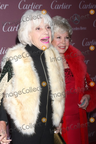 Carol Channing Photo - LOS ANGELES - JAN 3  Carol Channing at the Palm Springs Film Festival Gala at a Convention Center on January 3 2014 in Palm Springs CA