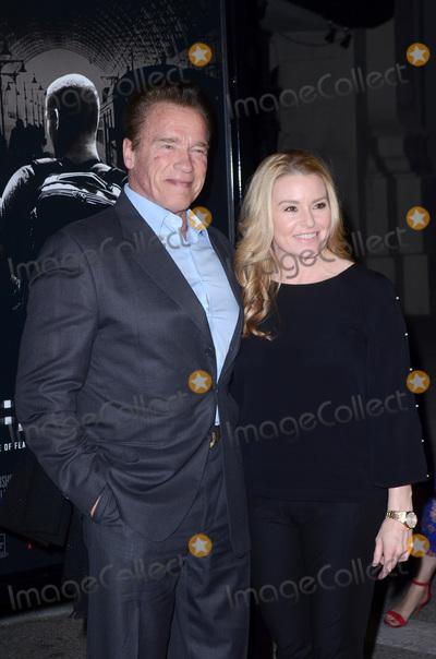 Arnold Schwarzenegger Photo - LOS ANGELES - FEB 5  Arnold Schwarzenegger Heather Milligan at the The 1517 To Paris World Premiere at the Warner Brothers Studio on February 5 2018 in Burbank CA