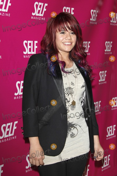 Allison Iraheta Photo - Allison Iraheta arriving at the SELF Magazine Party Celebrating  the July 2009 LA Issue at The Sunset Tower Hotel in West Hollywood CA   on June 18 2009