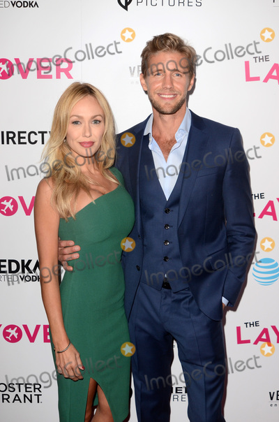 MATT BARR Photo - LOS ANGELES - AUG 23  Kelly Turner Matt Barr at the The Layover Los Angeles Premiere at the ArcLight Theater on August 23 2017 in Los Angeles CA