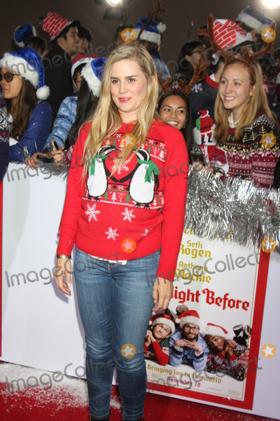 Alison Lohman Photo - LOS ANGELES - NOV 17  Alison Lohman at the The Night Before LA Premiere at the The Theatre at The ACE Hotel on November 17 2015 in Los Angeles CA