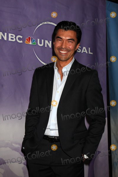 Anthony Dale Photo - LOS ANGELES - JAN 13  Ian Anthony Dale arrives at the NBC TCA Winter 2011 Party at Langham Huntington Hotel on January 13 2010 in Westwood CA