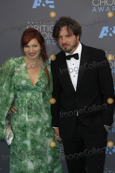 Aden Young Photo - LOS ANGELES - JAN 17  Aden Young at the 21st Annual Critics Choice Awards at the Barker Hanger on January 17 2016 in Santa Monica CA