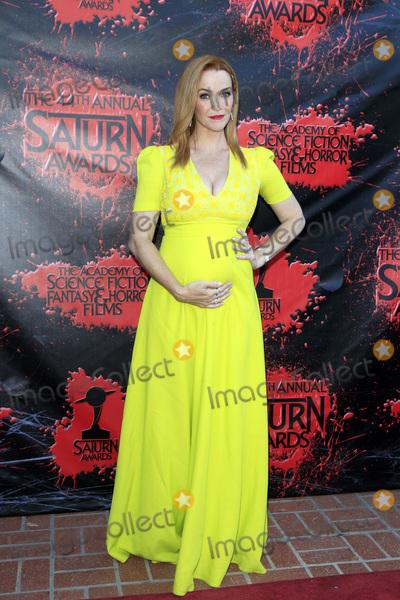 Annie Wersching Photo - LOS ANGELES - JUN 27  Annie Wersching at the Saturn Awards at the Castaways on June 27 2018 in Burbank CA