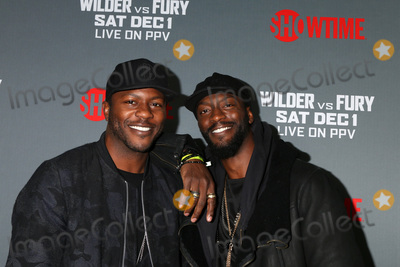 Edwin Hodge Photo - LOS ANGELES - DEC 1  Edwin Hodge Aldis Hodge at the Heavyweight Championship Of The World Wilder vs Fury - Arrivals at the Staples Center on December 1 2018 in Los Angeles CA