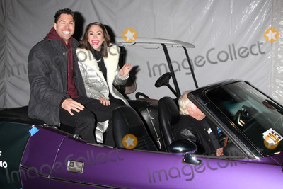Ace Young Photo - LOS ANGELES - DEC 1  Ace Young Diana DeGarmo at the 2013 Hollywood Christmas Parade at Hollywood  Highland on December 1 2013 in Los Angeles CA