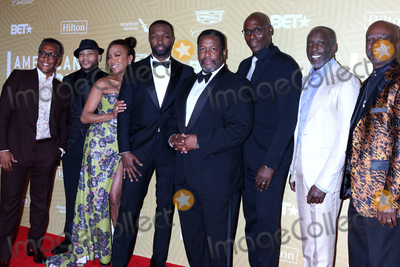 Glynn Turman Photo - LOS ANGELES - FEB 23  Andre Royo J D Williams Sonja Sohn Jamie Hector Wendell Pierce Lance Reddick Michael K Williams and Glynn Turman The Wire at the American Black Film Festival Honors Awards at the Beverly Hilton Hotel on February 23 2020 in Beverly Hills CA