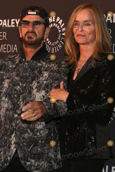 Ringo Starr Photo - LOS ANGELES - OCT 25  Sir Ringo Starr Barbara Bach at The Paley Honors A Gala Tribute to Music on Television at the Beverly Wilshire Hotel on October 25 2018 in Beverly Hills CA