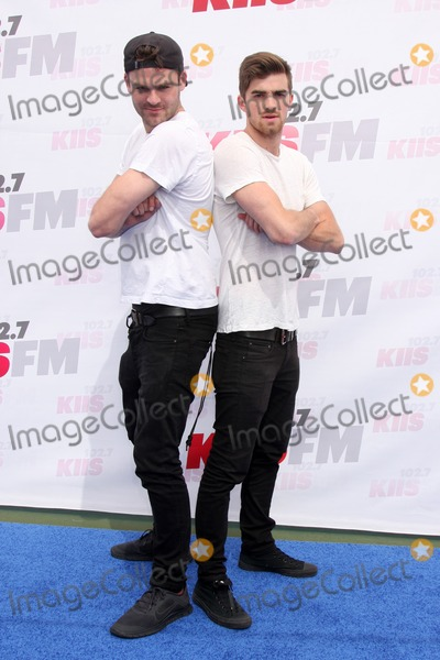 The Chainsmokers Photo - LOS ANGELES - MAY 10  Alex Pall Andrew Taggart The Chainsmokers at the 2014 Wango Tango at Stub Hub Center on May 10 2014 in Carson CA