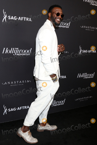 Aldis Hodge Photo - LOS ANGELES - SEP 20  Aldis Hodge at the Hollywood Reporter  SAG-AFTRA 3rd Annual Emmy Nominees Night  at the Avra Beverly Hills on September 20 2019 in Beverly Hills CA