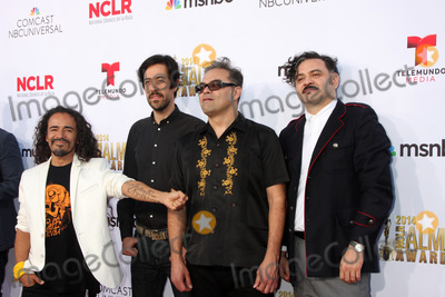 Cafe Tacvba Photo - LOS ANGELES - OCT 10  Cafe Tacvba at the 2014 NCLR ALMA Awards Arrivals at Civic Auditorium on October 10 2014 in Pasadena CA