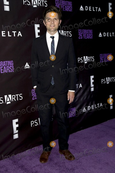 Adam Scott Photo - LOS ANGELES - MAY 20  Adam Scott at the PS Arts - The Party at NeueHouse Hollywood on May 20 2016 in Los Angeles CA