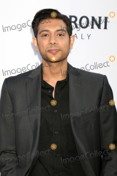 Abhi Sinha Photo - LOS ANGELES - JUN 7  Abhi Sinha at the 2016 Los Angeles Film Festival - The Conjuring 2 Premiere at TCL Chinese Theater IMAX on June 7 2016 in Los Angeles CA