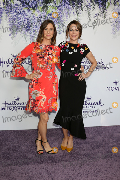 Ashley Williams Photo - LOS ANGELES - JUL 26  Ashley Williams Kimberly Williams-Paisley at the Hallmark TCA Summer 2018 Party on the Private Estate on July 26 2018 in Beverly Hills CA