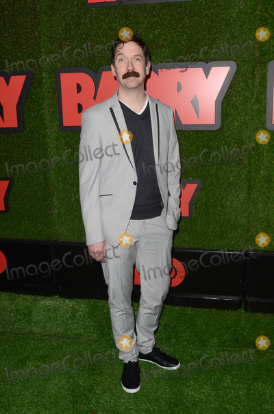 Andy Carey Photo - LOS ANGELES - FEB 21  Andy Carey at the Barry HBO Premiere Screening at the NeueHouse Hollywood on February 21 2018 in Los Angeles CA