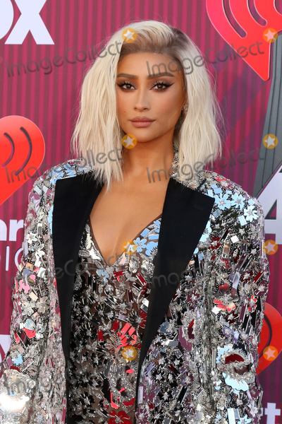 Shay Mitchell Photo - LOS ANGELES - MAR 14  Shay Mitchell at the iHeart Radio Music Awards - Arrivals at the Microsoft Theater on March 14 2019 in Los Angeles CA