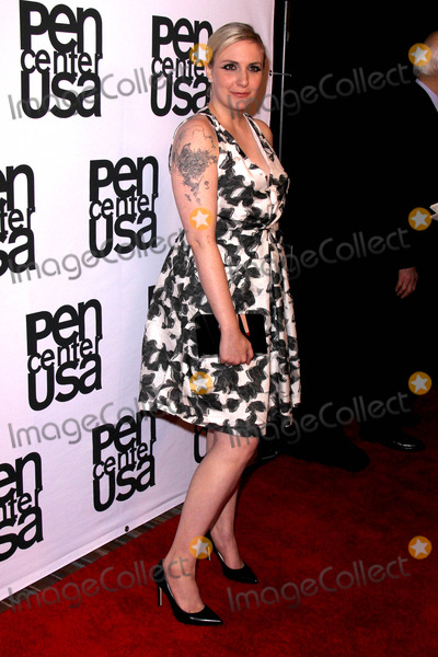 Lena Dunham Photo - LOS ANGELES - NOV 11  Lena Dunham at the PEN Center USA 24th Annual Literary Awards at the Beverly Wilshire Hotel on November 11 2014 in Beverly Hills CA
