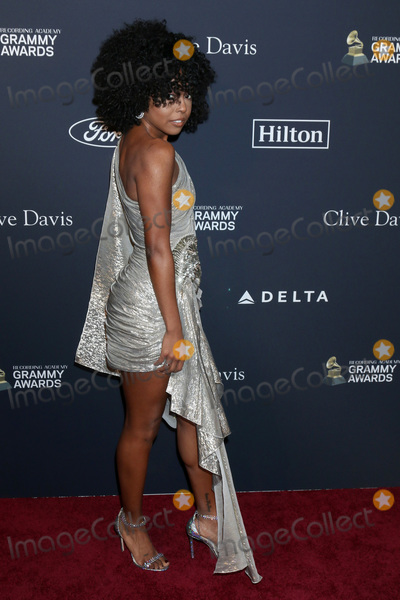 Adrienne Warren Photo - LOS ANGELES - JAN 25  Adrienne Warren at the 2020 Clive Davis Pre-Grammy Party at the Beverly Hilton Hotel on January 25 2020 in Beverly Hills CA