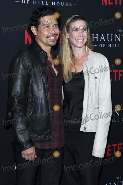 Anthony Ruivivar Photo - LOS ANGELES - OCT 8  Anthony Ruivivar Yvonne Jung at the The Haunting Of Hill House Season 1 Premiere at the ArcLight Theater on October 8 2018 in Los Angeles CA