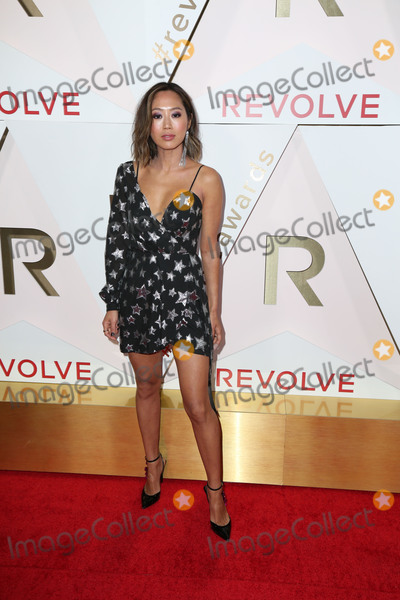 Aimee Song Photo - LOS ANGELES - NOV 2  Aimee Song at the 2017 Revolve Awards at the Dream Hotel Hollywood on November 2 2017 in Los Angeles CA