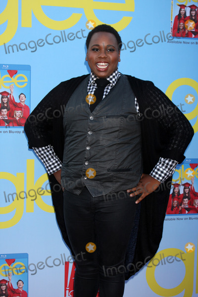 4 Seasons Photo - LOS ANGELES - SEP 12  Alex Newell arrives at the Glee 4th Season Premiere Screening at Paramount Theater on September 12 2012 in Los Angeles CA