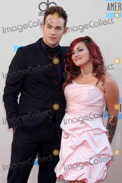 James Durbin Photo - LOS ANGELES - NOV 24  James Durbin at the 2013 American Music Awards Arrivals at Nokia Theater on November 24 2013 in Los Angeles CA