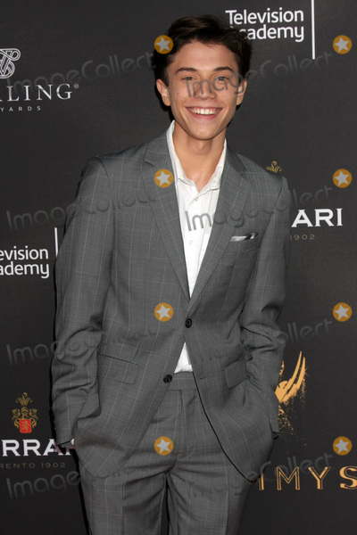 Anthony Turpel Photo - LOS ANGELES - AUG 23  Anthony Turpel at the Daytime Television Stars Celebrate Emmy Awards Season at the Saban Media Center at the Television Academy on August 23 2017 in North Hollywood CA