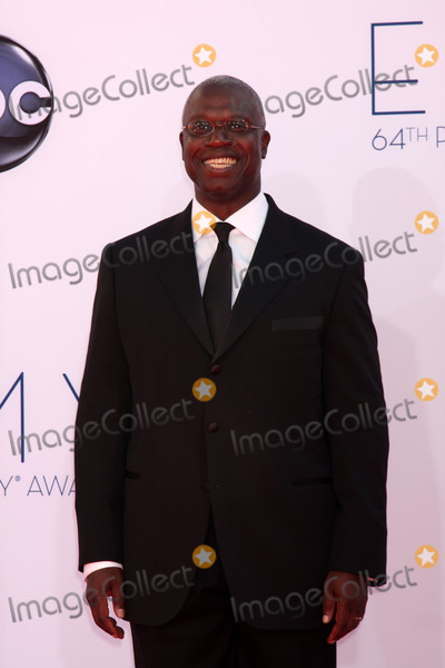 Andre Braugher Photo - LOS ANGELES - SEP 23  Andre Braugher arrives at the 2012 Emmy Awards at Nokia Theater on September 23 2012 in Los Angeles CA