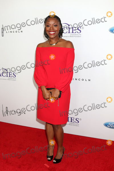 Lyric Photo - LOS ANGELES - MAY 21  Lyric Lewis at the Gracies Awards 2019 at the Beverly Wilshire Hotel on May 21 2019 in Beverly Hills CA