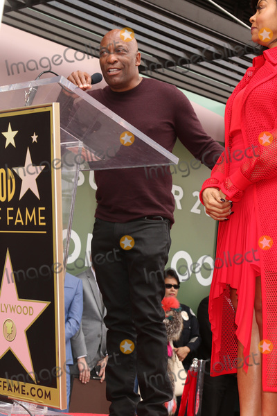 Taraji P Henson Photo - LOS ANGELES - JAN 28  John Singleton at the Taraji P Henson Star Ceremony on the Hollywood Walk of Fame on January 28 2019 in Los Angeles CA
