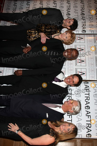 Christian LeBlanc Photo - David Lago Jeanne Cooper Ben Vereen Christian LeBlanc  Paul Rauch  Maria Arena Bell   arriving at the AFTRA Media  Entertainment Excellence Awards (AMEES) at the Biltmore Hotel in Los Angeles  CA on  March 9 2009