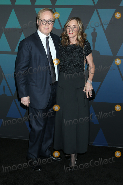 Brad Bird Photo - LOS ANGELES - NOV 18  Brad Bird Elizabeth Canney at the 10th Annual Governors Awards at the Ray Dolby Ballroom on November 18 2018 in Los Angeles CA