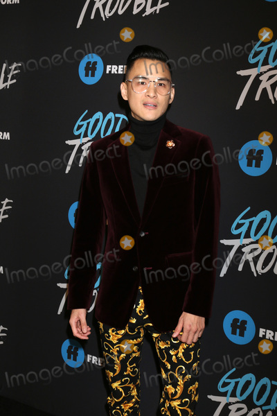 Hank Chen Photo - LOS ANGELES - JAN 8  Hank Chen at the Good Trouble Premiere Screening at the Palace Theater on January 8 2019 in Los Angeles CA