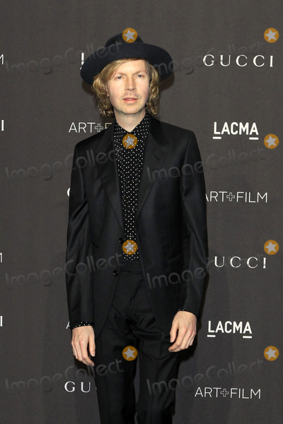 Beck Photo - LOS ANGELES - NOV 3  Beck at the 2018 LACMA Art and Film Gala at the Los Angeles County Musem of Art on November 3 2018 in Los Angeles CA